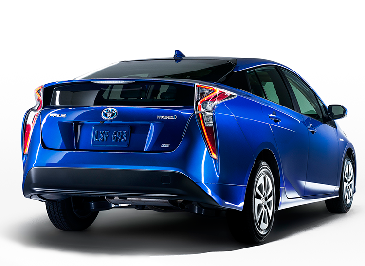 2016 Toyota Prius Sportier And More Fuel Efficient Toyota Prius Prius Toyota