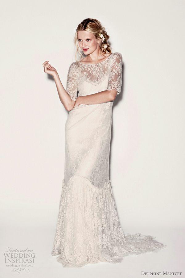 Delphine Manivet Wedding Dresses Spring 2012 Bridal Fashion