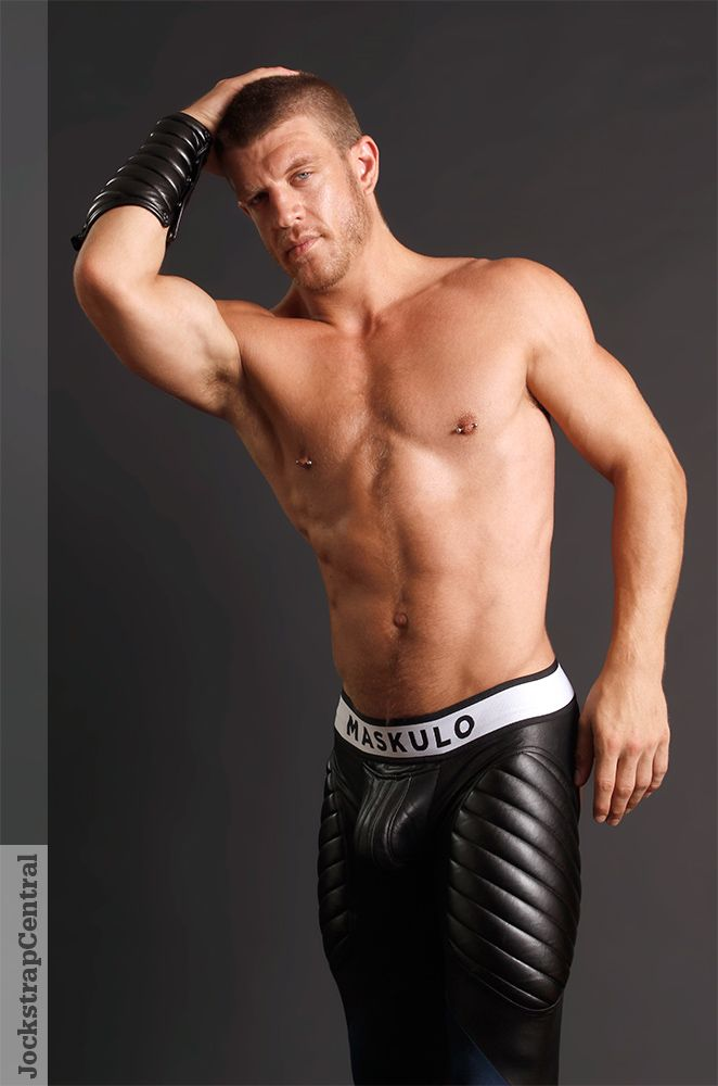 gay leather Central