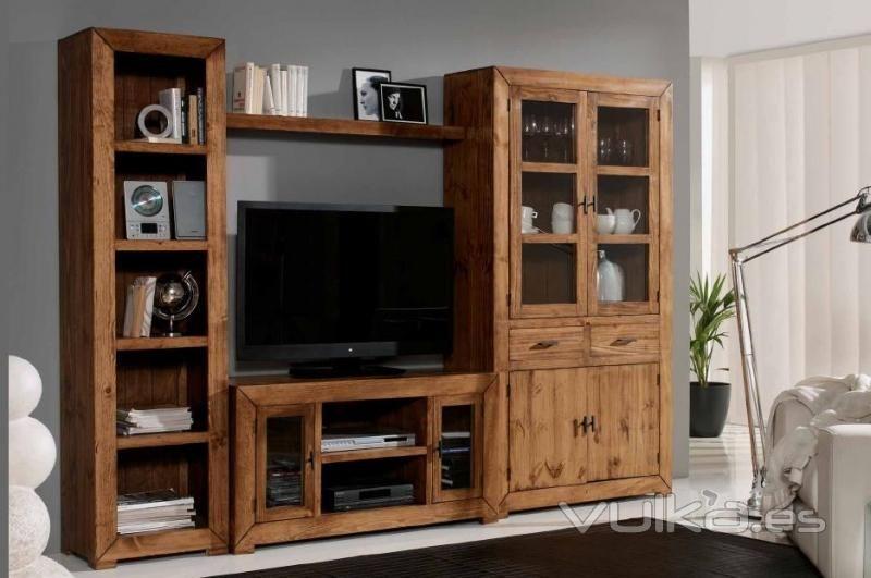 muebles de comedor rusticos modernos - Buscar con Google | Salas ...