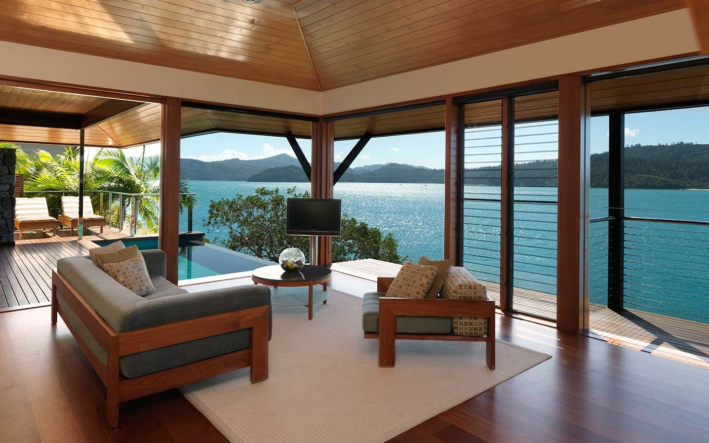 Windward Pavilions Luxury Accommodation Qualia Whitsunday