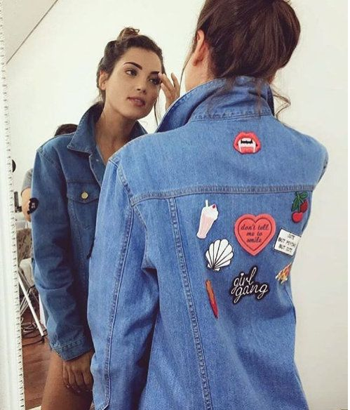 Photo of jaqueta-jeans-moda-2016-customizada=patches