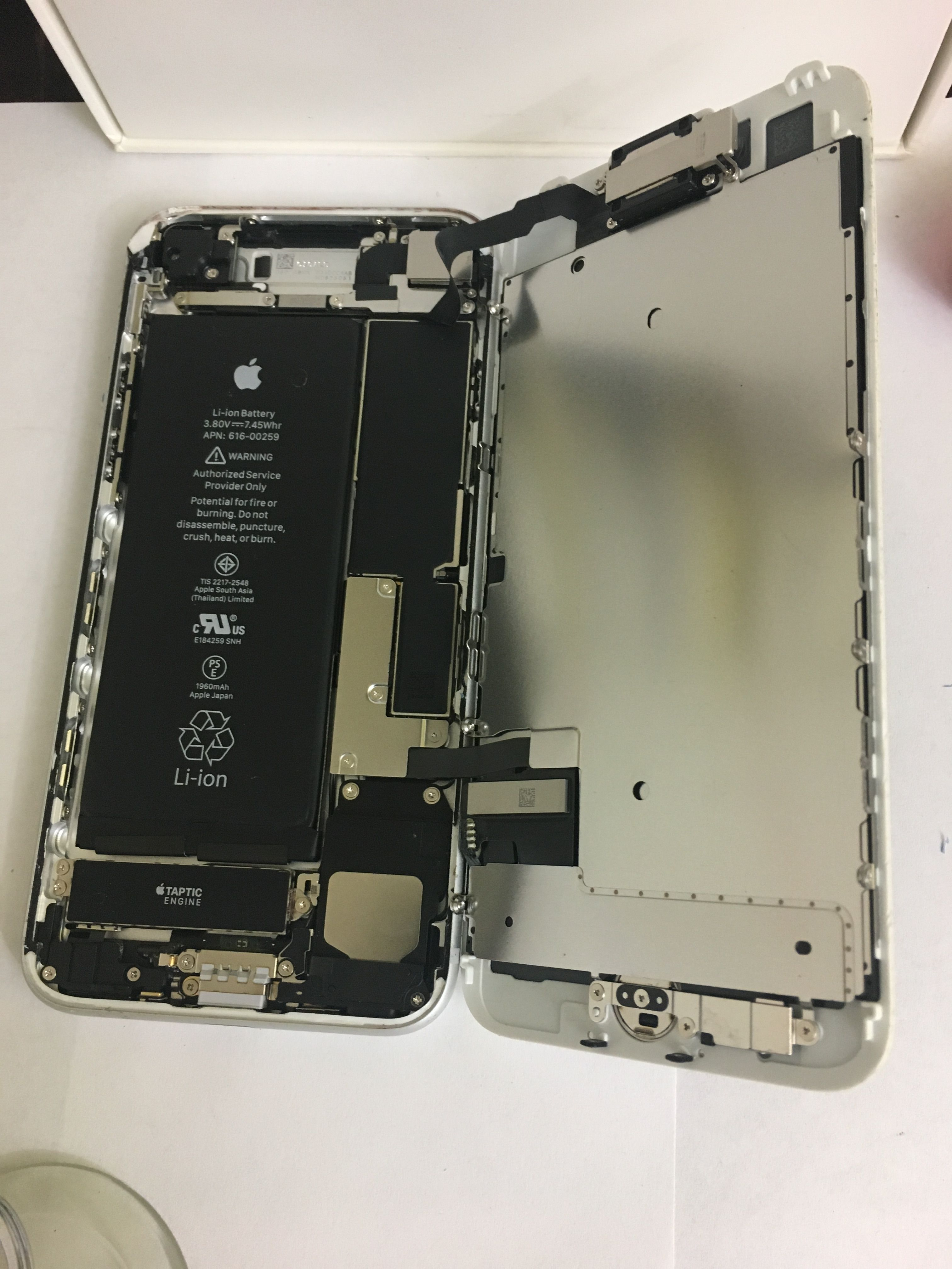 Iphone Iphonerepair Opening The Iphone 7 For A Screen Replacement