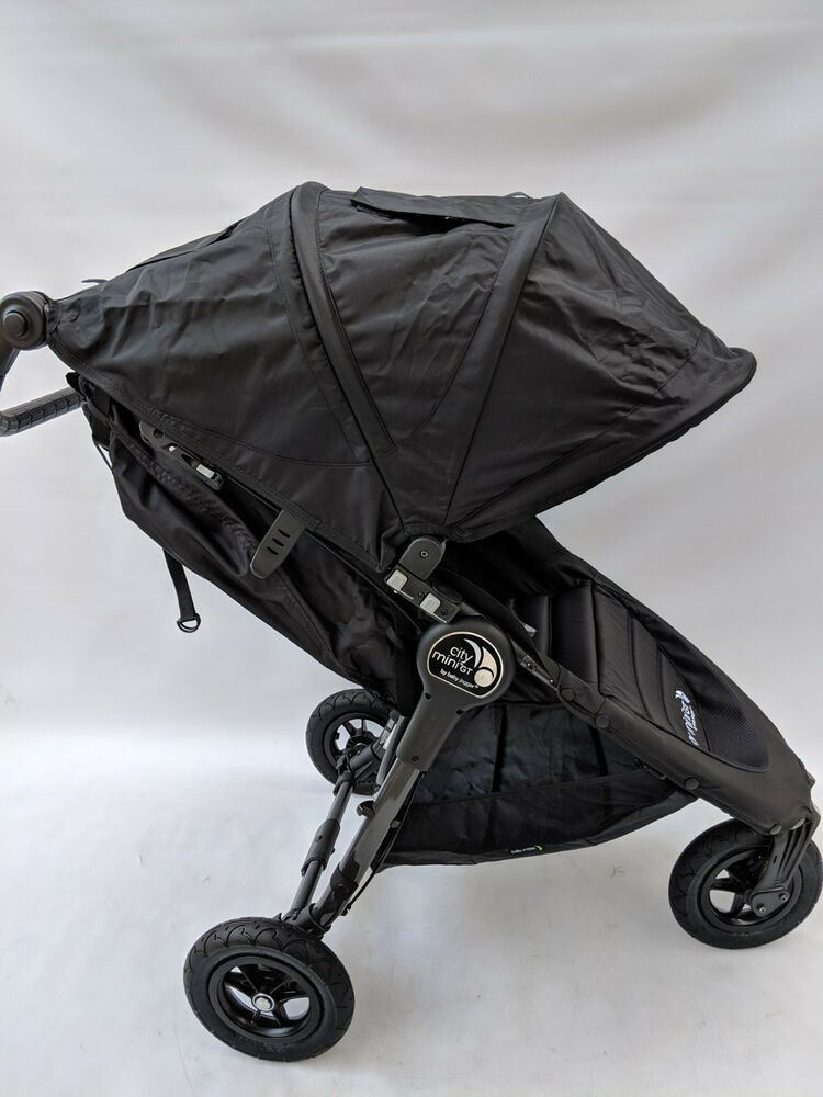 Baby Jogger City Mini Gt Stroller Black Babyjogger Baby Strollers