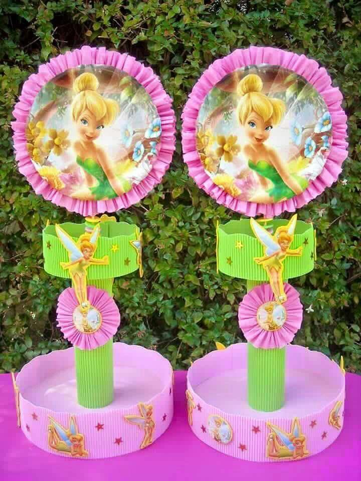 Pin by Liliana Juarez on Ideas para decoraciones de cumplea os y – Tinkerbell Party Invitation Ideas