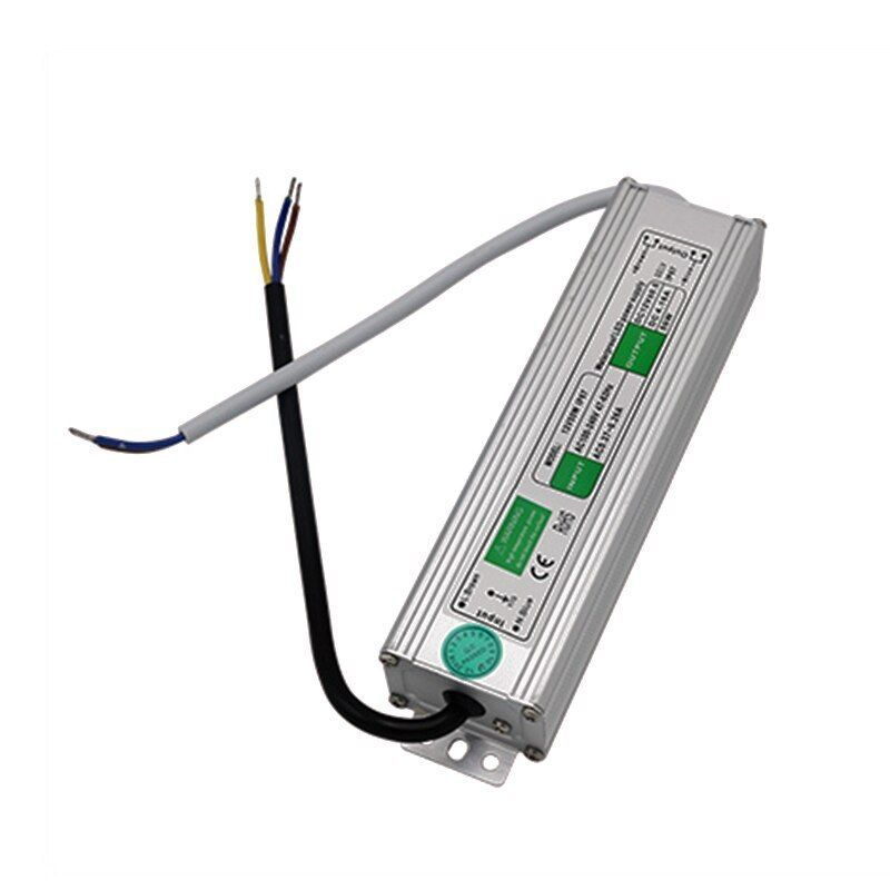 Ac100v 110v 220v 240v To Dc 12v 50w Led Driver Waterproof Ip67 Power Supply Lighting Transformer For Led Strip Li Led Drivers Strip Lighting Led Strip Lighting