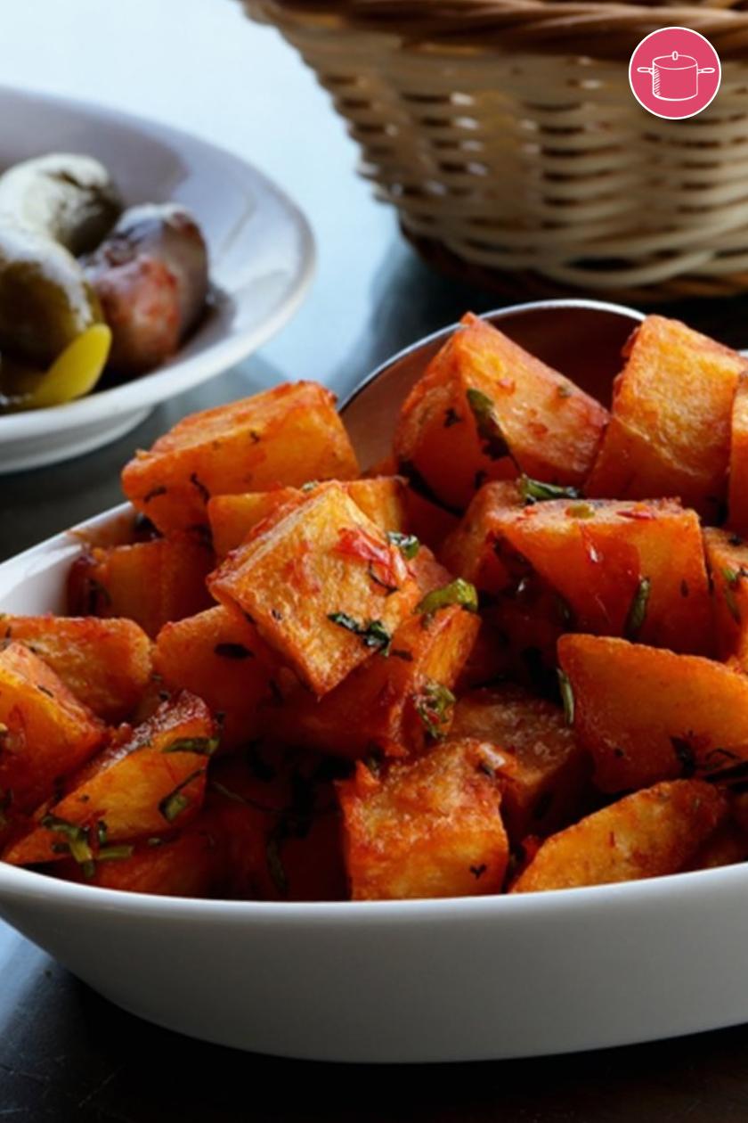 بطاطا حره بدبس الرمان Recipe In 2021 Recipes Potatoes Sweet Potato
