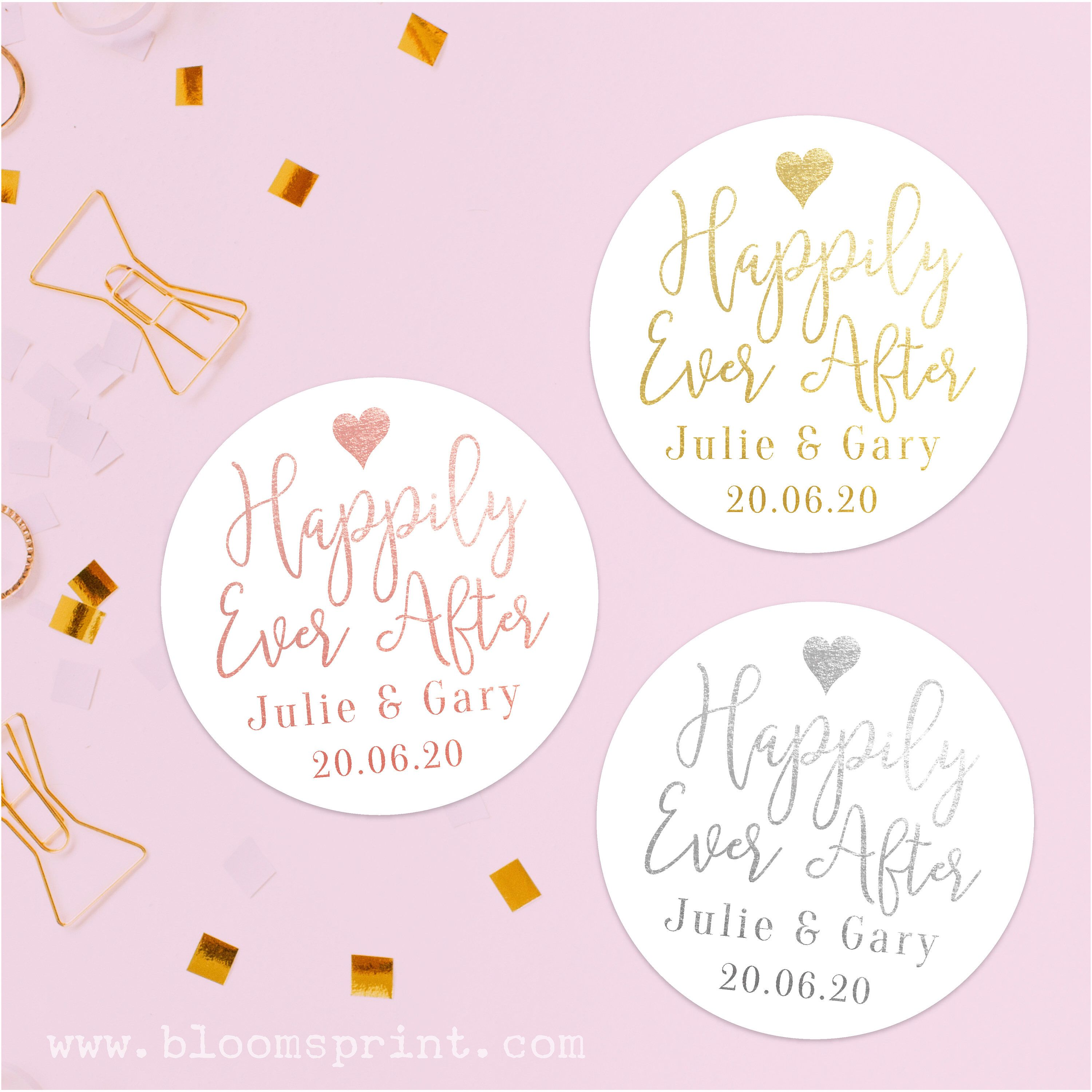 The Perfect Blend Labels, Custom wedding stickers and labels ...
