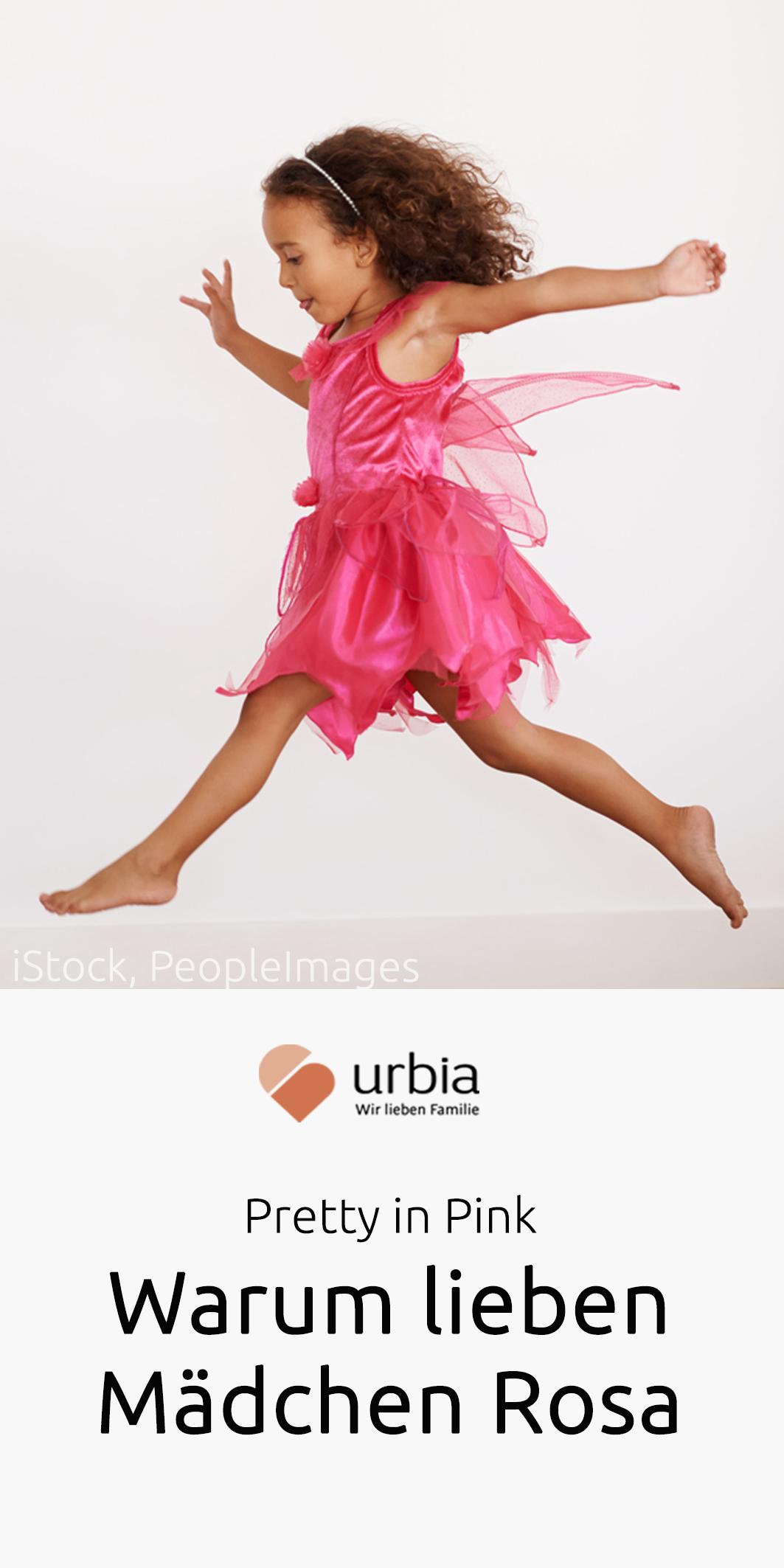 Warum lieben Mädchen Rosa?   Familienleben   Pinterest   Child fashion