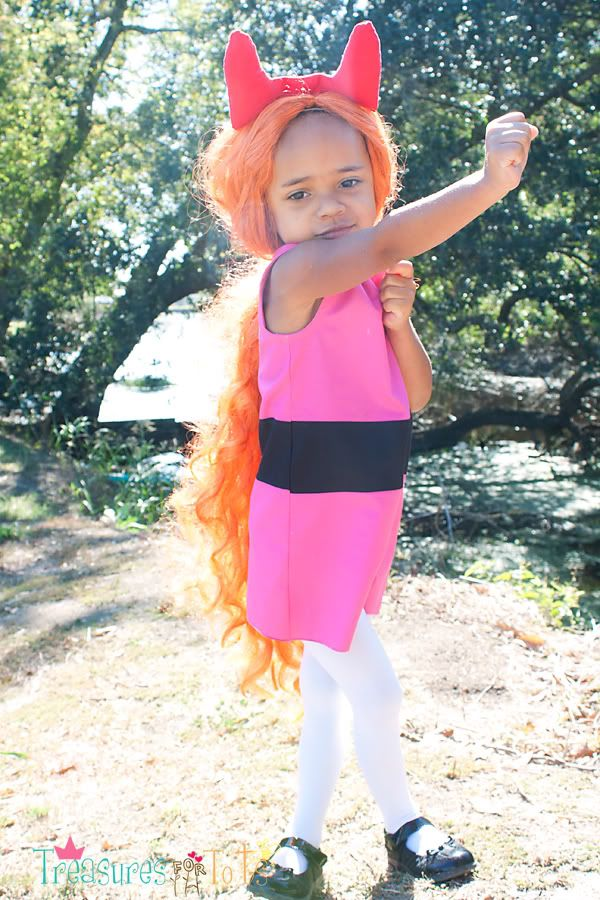 Ideas For Diy Powerpuff Girl Costume Kid Costumes Pinterest