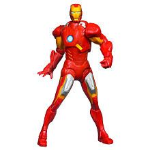 The Avengers Mighty Battlers Action Figure - Repulsor Battling Iron Man