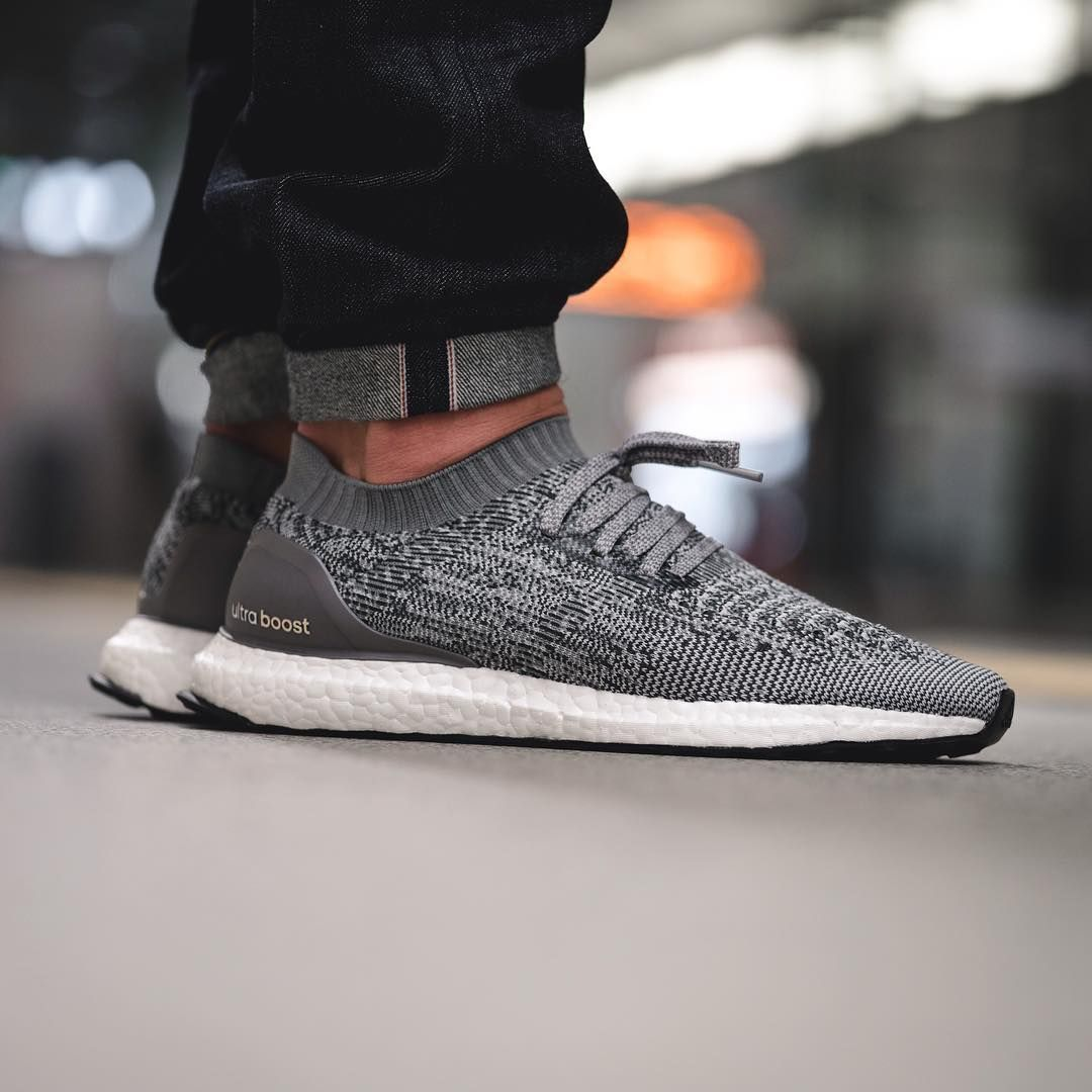 adidas Ultra Boost Uncaged 'Grey' (via Kicks-daily.com)