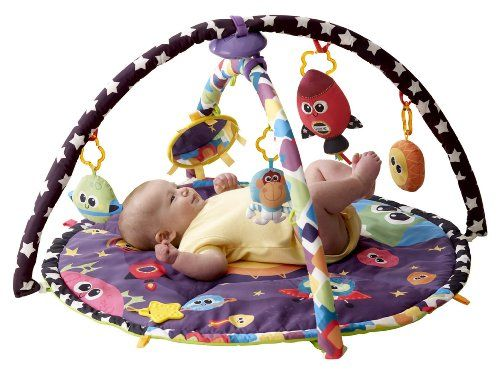 The Lamaze Space Symphony Motion Gym Is Loaded With Features For Baby To  Explore.
