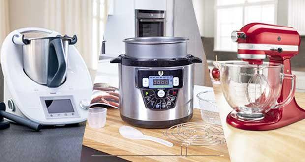 Descubre Las Diferencias Entre Robots De Cocina, Ollas Programables Y  Procesadores De Alimentos
