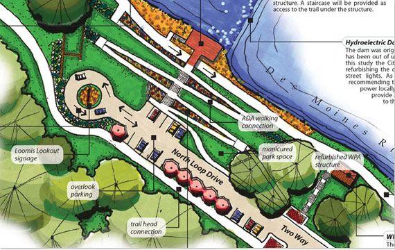 Loomis Park Master Plan Confluence Landscape Architecture Amp Urban Design Safari Hinh ảnh