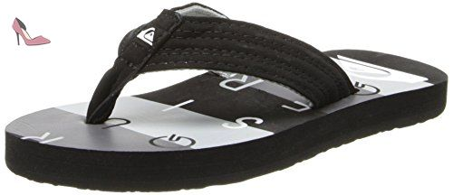 Monkey Abyss M SNDL Xskc, Tongs Homme, Gris (Grey/Black/Brown), 45 EUQuiksilver