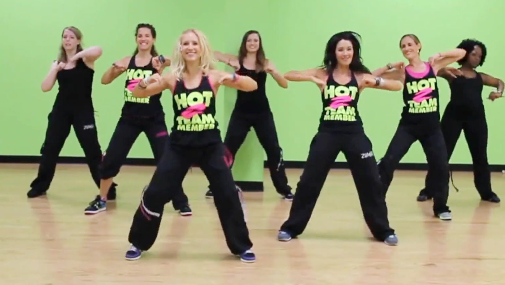 FREE Zumba Dance Video Workouts Online | Tone and Tighten