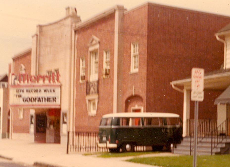 Merritt Theater Bridgeport, Bridgeport connecticut, New