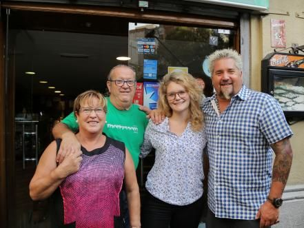 Guy Fieri Takes Diners Drive Ins And Dives To Italy Diners
