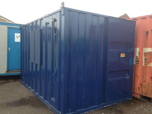 700 12 6ft X 8ft 100 Sq Ft Anti Vandal Office Unit 8ft Site Office Office Design