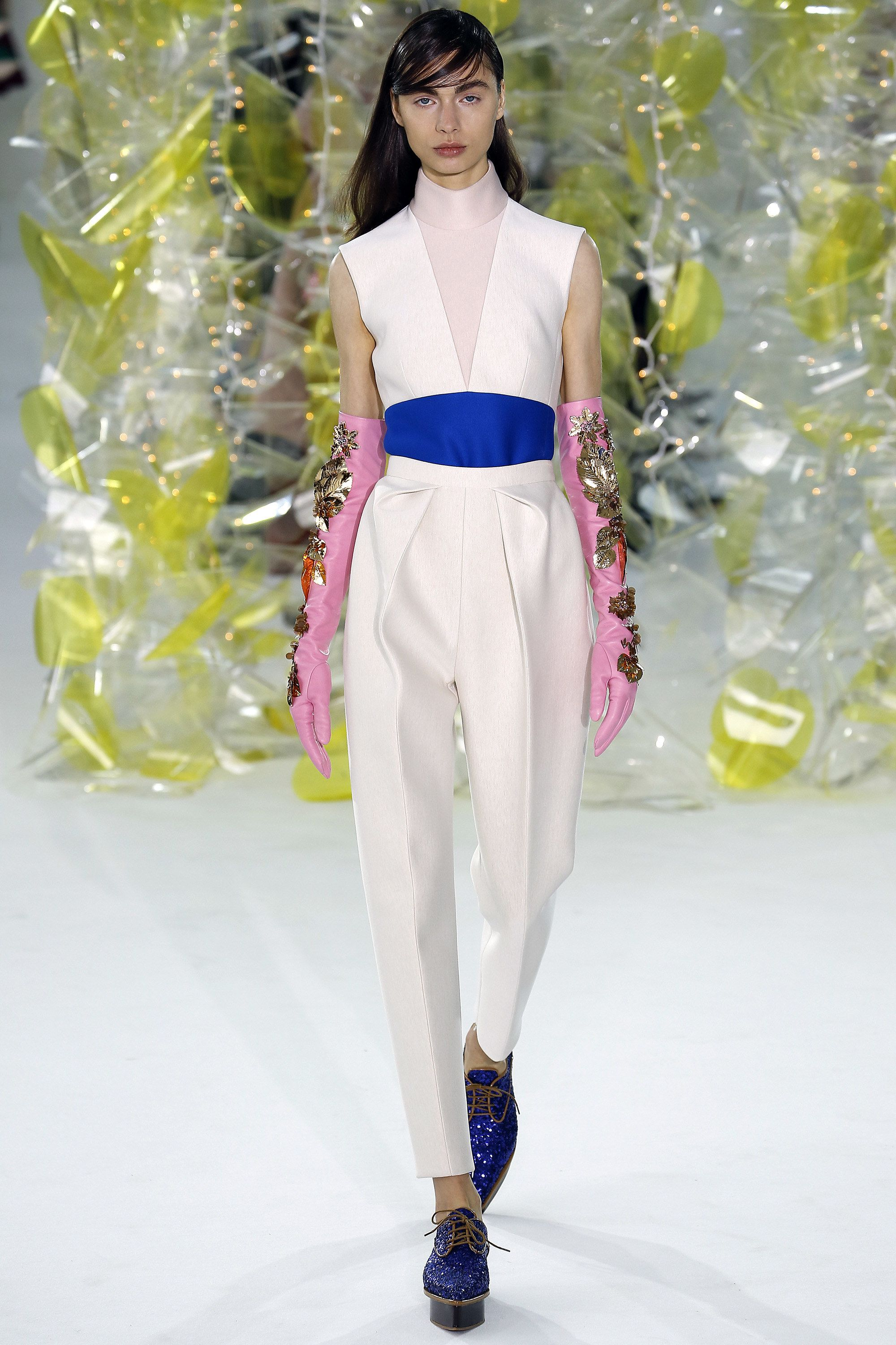 to wear - Show Review: Delpozo Fall 2014 video