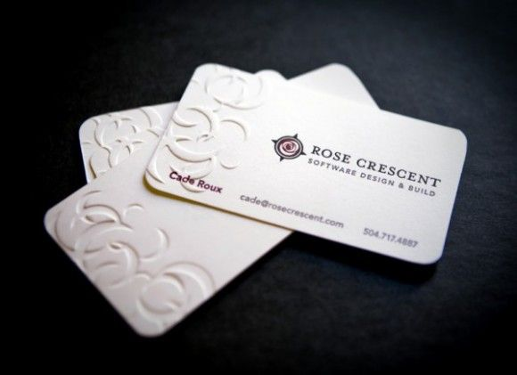 20 New Innovative Business Cards From March 2017