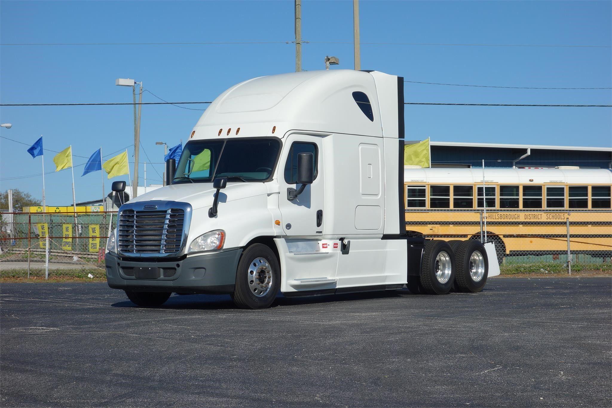 2016 Freightliner Cascadia Evolution Sleeper Trucks For Sale Auction Or Lease 8313809 Freightliner Cascadia Freightliner Trucks For Sale