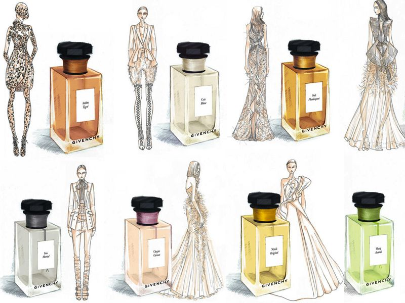Discover L'atelier Perfume 2014 De Collection Givenchy 2e9WEDHIY