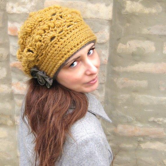 Ofira Beret Crochet Pattern Berets Crochet And Patterns