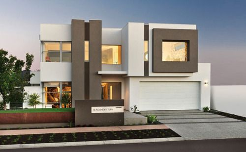 1000 images about houses on pinterest modern moroccan a house and building facade - Facade Maison Moderne