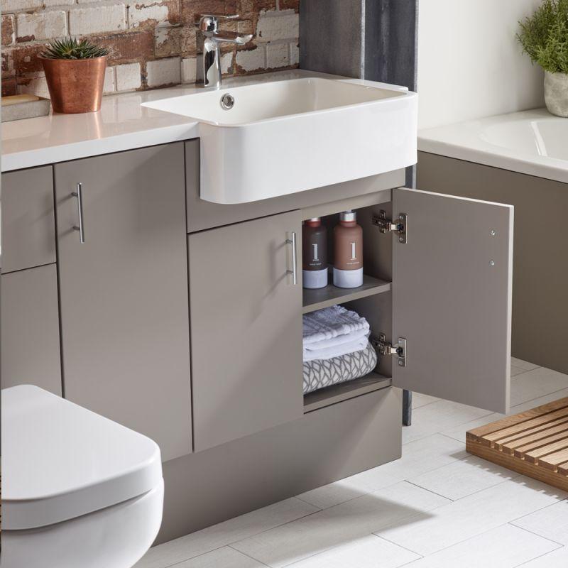 Muse Fitted Furniture | Fitted furniture, Fitted bathroom ...