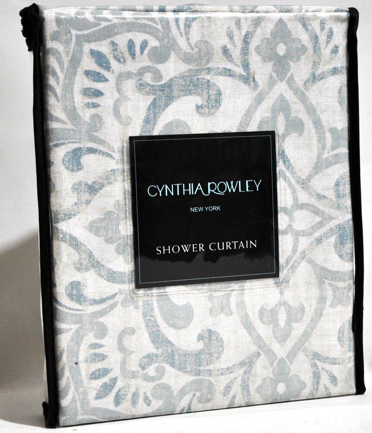 Cynthia Rowley Luxury Cotton Blend Shower