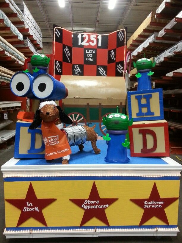 Toy Story Float 2013 undefeated 4yrs in a row Store 1251  35861a835e4