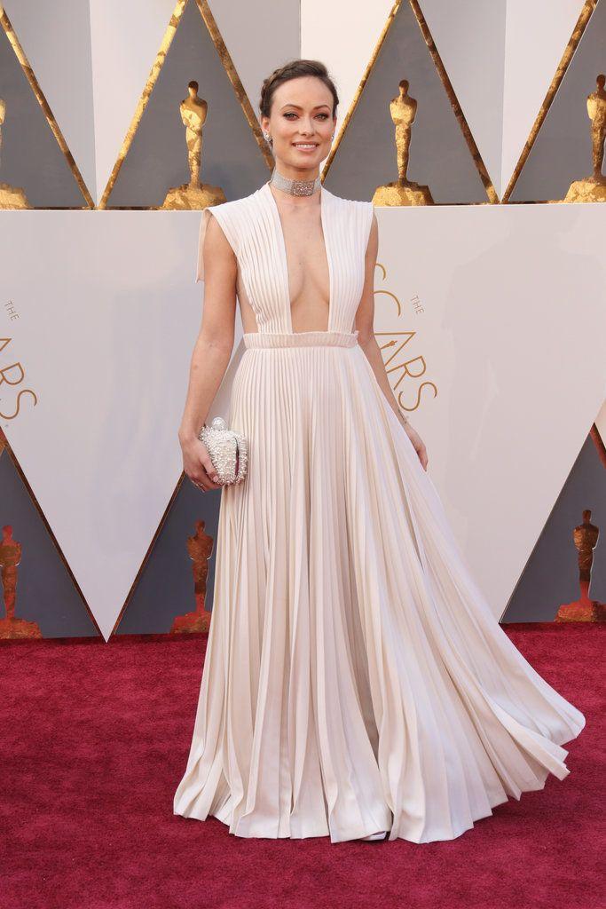 Oscars 2016 (Olivia Wilde)