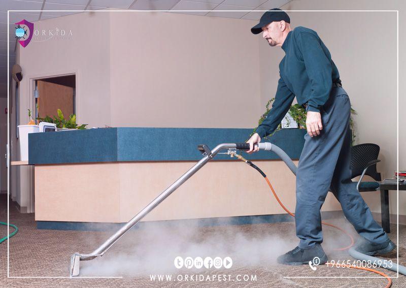طريقة تنظيف السجاد (With images) Carpet cleaning service