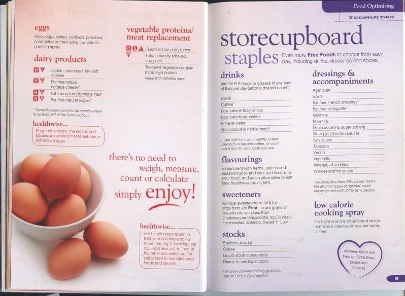 Slimming World Food Optimising Book Pregnancy Forum Uk Food In