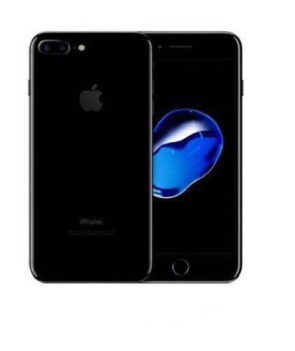 New Verizon Wireless Apple Iphone 7 Plus 256gb Jet Black Pre Order