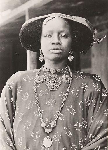 Femme Ouolove les bijoux sont en or Femme avec Black