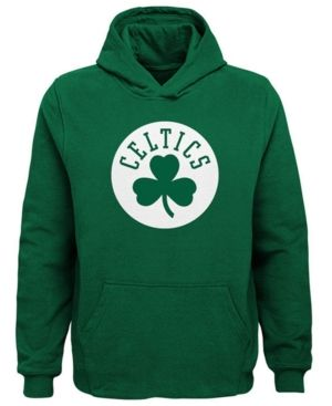 829cbb394314 Outerstuff Boston Celtics Primary Logo Hoodie