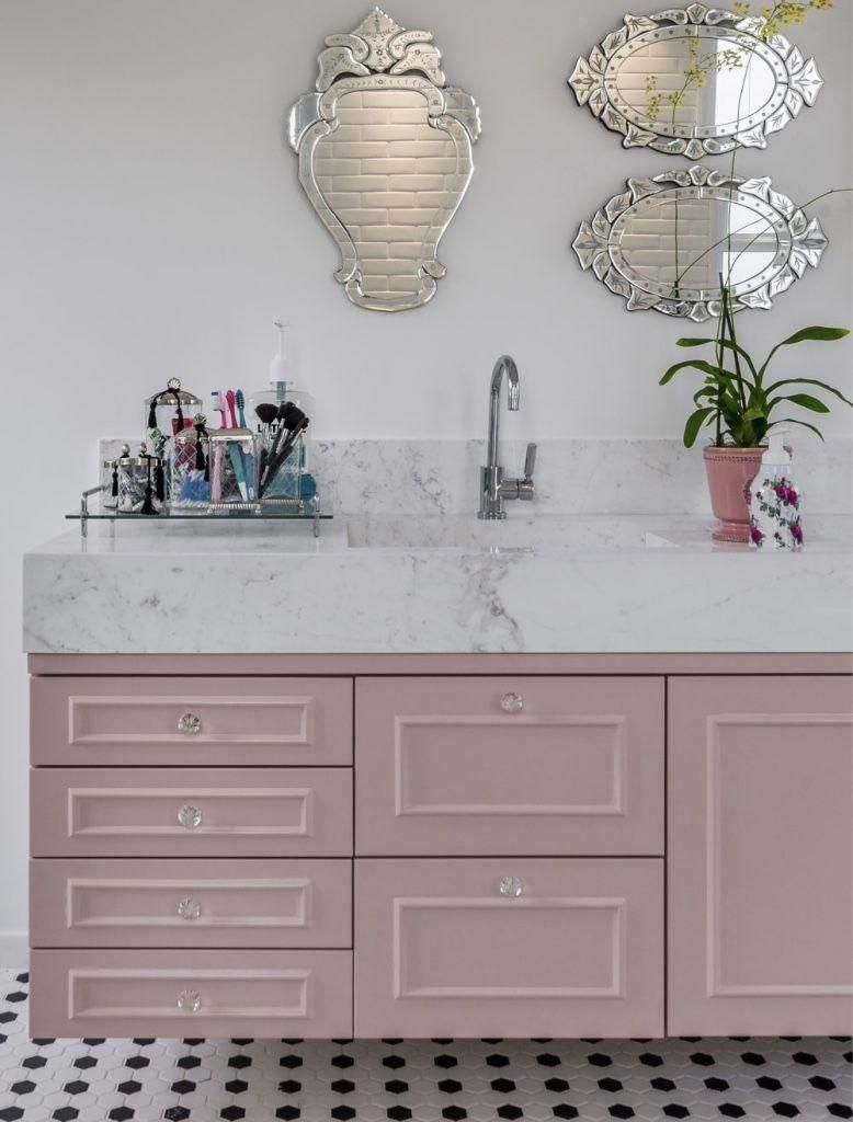 Dekorierte Badezimmer 100 Ideen mit Dekorationstrends