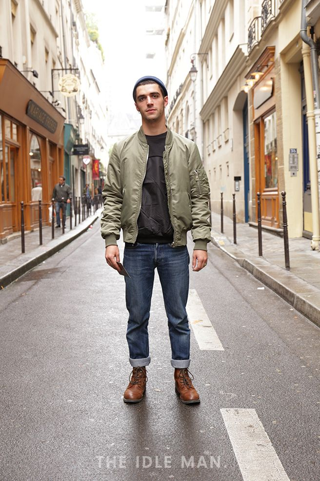 Men\u0027s Street Style , Dapper in Dr Martens