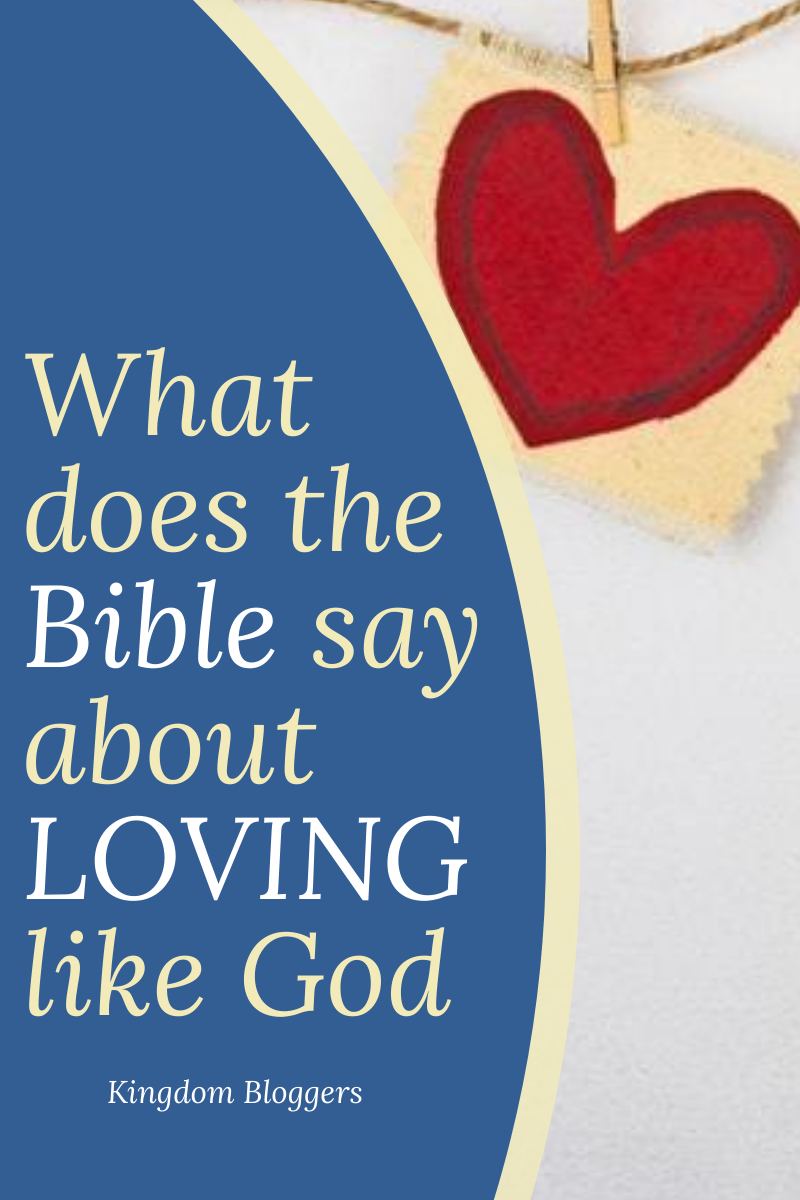 What Bible Talks About Love