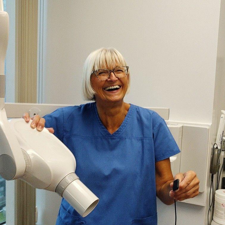 New xray machine and digital sensors Emergency dental