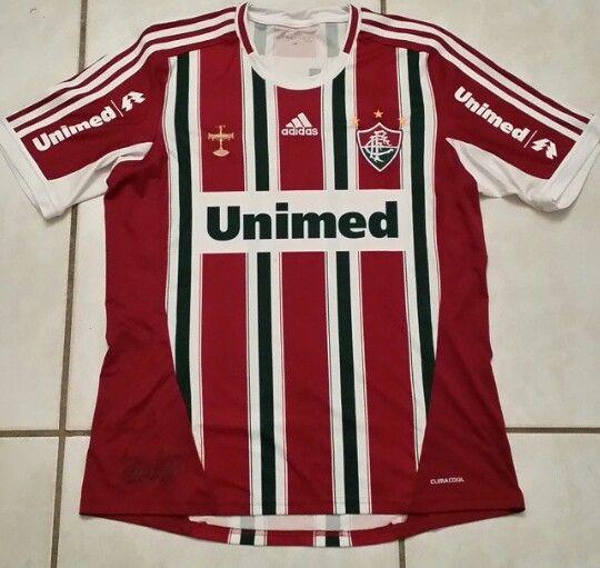 3dcbca015 ADIDAS Fluminense F.C. 2012 Soccer Jersey