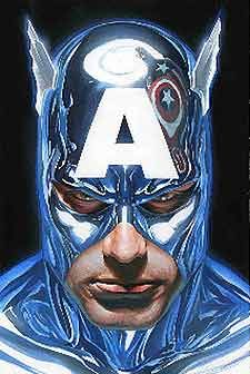 Alex Ross' Cap