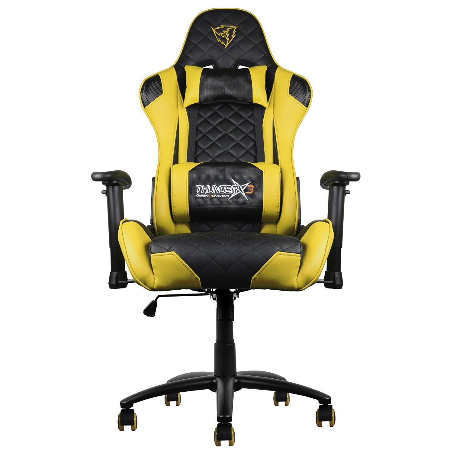 Pro Gamer Thunderx3 Tgc12bgGaming Silla GamerSillas Y7fgb6yv