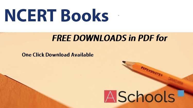 Ncert Textbooks In Pdf Format