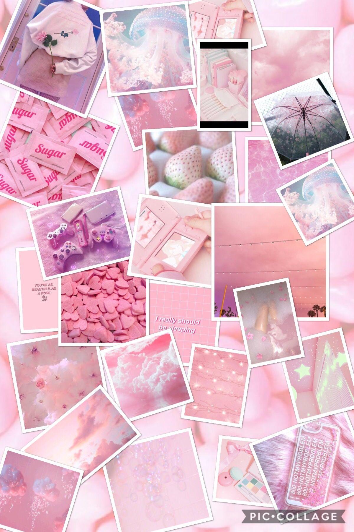 pink aesthetic pink virgo zodiac aesthetic pink