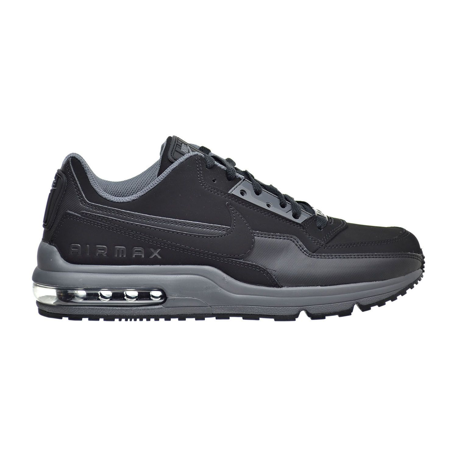 Men's Nike Air Max LTD Black / Wolf Grey Dark Grey Shoes
