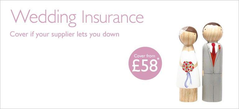 John lewis wedding insurance cover from 58 wedding
